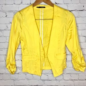👔Yellow Maurice's Blazer Small